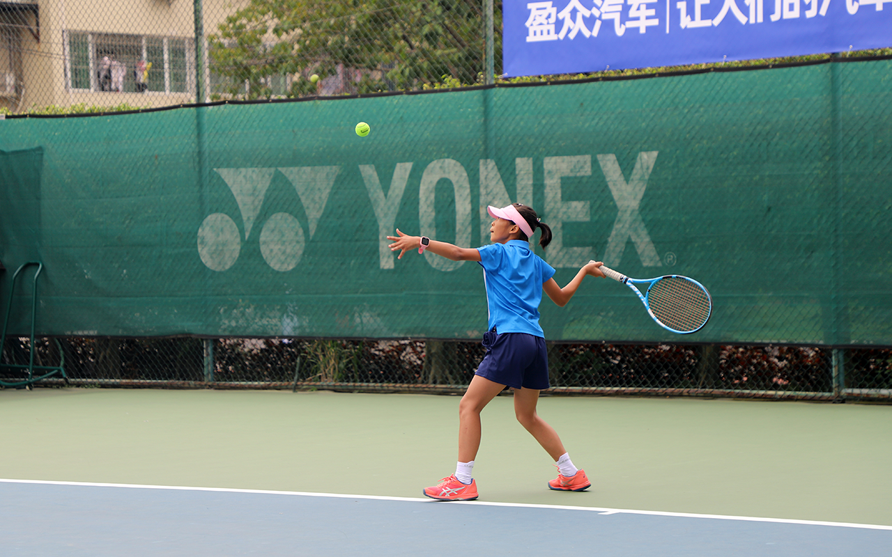 必威西汉姆app杯青少年网球赛